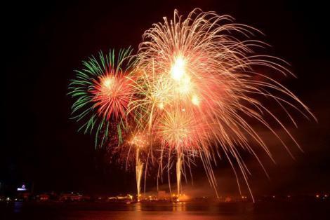 TP.HCM xin bắn pháo hoa 3 điểm mừng Tết Dương lịch